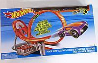 Hot Wheels Power сдвиг гоночный трек набор