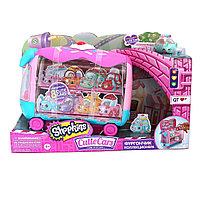 Игровой набор «Cutie Cars фургон коллекционера» Shopkins 57103
