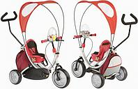 Трехколесный Велосипед Italtrike OKO PLUS, цвет Red