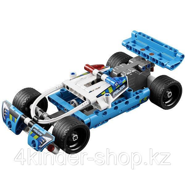 LEGO Technic 42091 Конструктор Лего Техник Полицейская погоня - фото 2