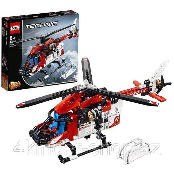 LEGO Technic 42092 Конструктор Лего Техник Спасательный вертолёт - фото 1