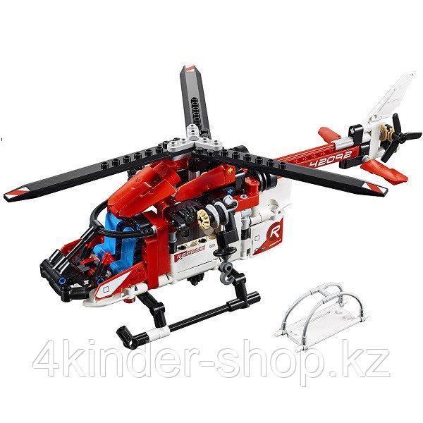 LEGO Technic 42092 Конструктор Лего Техник Спасательный вертолёт - фото 4