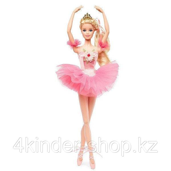 "Mattel Barbie Барби Коллекционная кукла ""Звезда балета"" - фото 1"