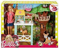Игровой набор Barbie - Спасатель животных