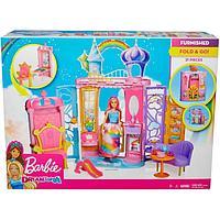 Barbie Переносной радужный дворец для Barbie