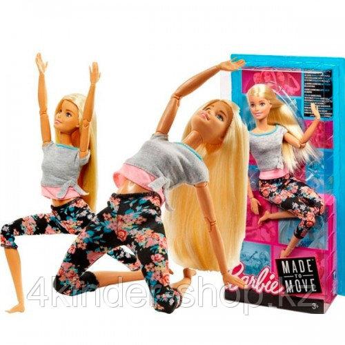 Кукла барби Barbie Безграничные движения 2019 FTG81 - фото 1