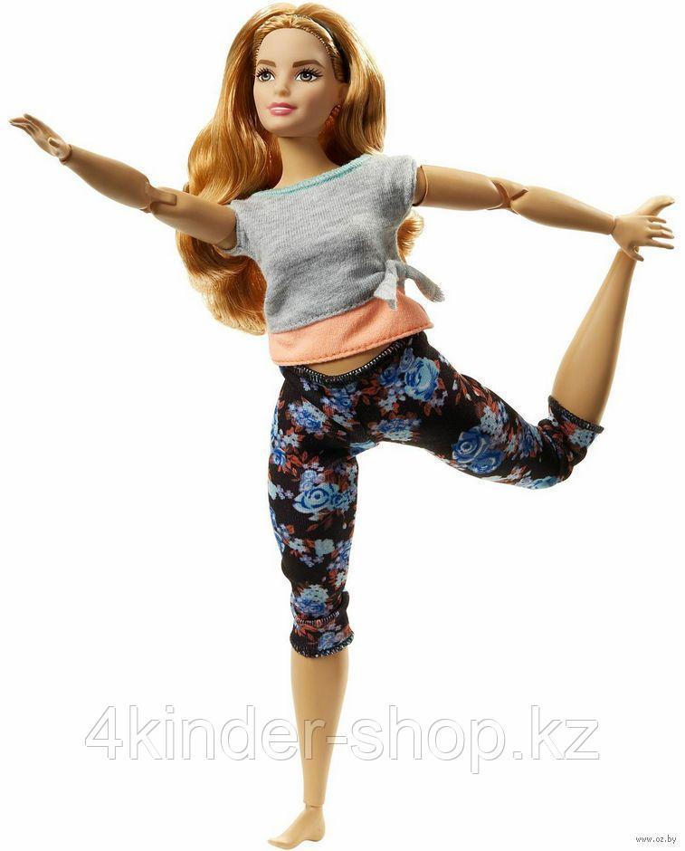Кукла барби Barbie Безграничные движения 2019 FTG81 - фото 2