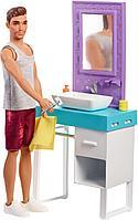 Кукла Mattel Barbie Бритье и стирка Кен FYK51 в ассортименте