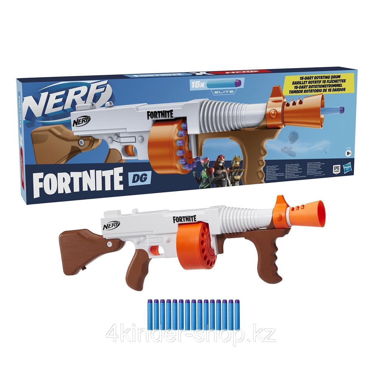 Набор игровой Nerf Фортнайт ДиДжи E7521EU4 - фото 1