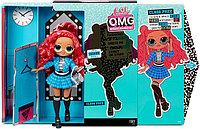 Кукла L.O.L. O.M.G. Class Prez 3 серия лол ОМГ