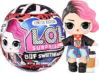 Кукла Лол - рокер LOL Surprise BFF Sweethearts из серии Влюбленные