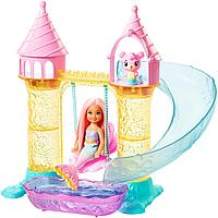 Набор игровой Барби с русалочкой Челси