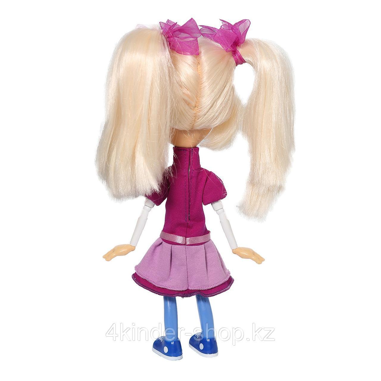 Кукла Весна Роза Барбоскина Музыкальный дебют В3649 - фото 4