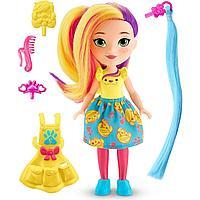 Кукла SUNNY DAY Взрывной стиль Санни и салон красоты для животных
