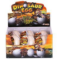 Growing One Игрушка яйцо с динозавром, растущим в воде, большое (в ассортименте)