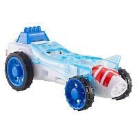 Машинка Power Crank Hot Wheels Турбо скорость
