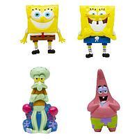 SpongeBob игрушка - антистресс 9 см (в ас-те)
