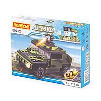 Конструктор Классик Армия 2.3 110 элементов в коробке