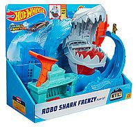Игровой набор Hot Wheels Сити Набор Ледяная акула