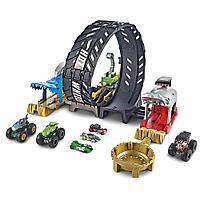 Набор игровой Монстр-Трак Мертвая Петля GKY00 Mattel Hot Wheels