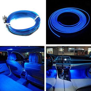 Светодиодные и неоновые ленты для авто