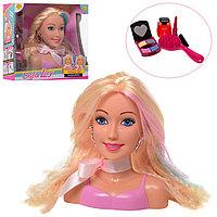 Кукла-манекен Defa Lucy с набором для создания причесок.