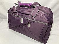 """Дорожная сумка среднего размера """"CTR"""". Высота 33 см,длина 49 см,ширина 24 см. Ручная кладь."""
