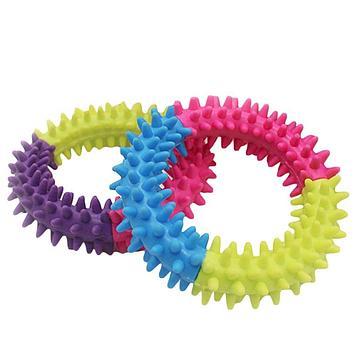 Игрушка жевательное кольцо для собак