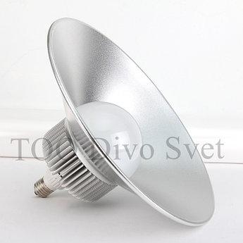 """Светильник LED """"Колокол"""" 50W Е27, подвесной купольный. Промышленный светильник светодиодный 50W."""