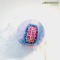 Маслянная шипучая бомбочка для ванны «Currant Souffle», 130 г