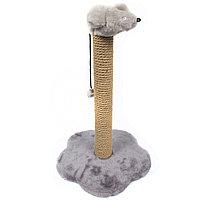Когтеточка-столбик для кошек Мышка