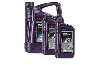Масло моторное ROWE HIGHTEC MULTI FORMULA SAE 5W-40, 7 литров (5L + 2L)