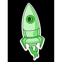 Светящийся ночник ракета