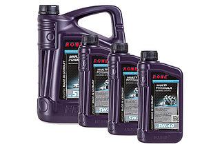 Масло моторное ROWE HIGHTEC MULTI FORMULA SAE 5W-40, 8 литров (5L + 3L)