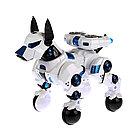 Радиоуправляемая Робо-собака, RASTAR, 77900W, 1:14, RS Intelligent DOGO, Свет, Голос, Танцует, Выпол