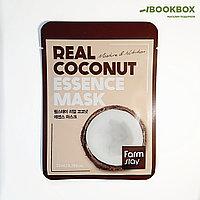 Тканевая маска для лица FarmStay, с экстрактом кокоса, 23 мл
