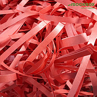 Наполнитель бумажный красный, 50 гр