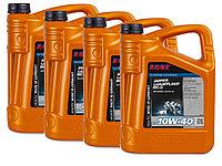 Масло моторное ROWE HIGHTEC SUPER LEICHTLAUF HC-O SAE 10W-40, 20 литров (4 x 5L)