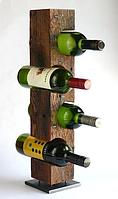 Настольный (напольный) держатель для винных бутылок