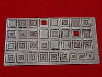 BGA-трафарет MTK.MSM A508, 33 в 1