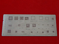 BGA Трафарет MTK.OPPO A467, 20 в 1