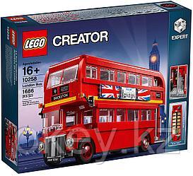 LEGO Creator: Лондонский автобус 10258