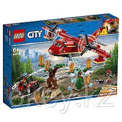 LEGO City: Пожарный самолет 60217