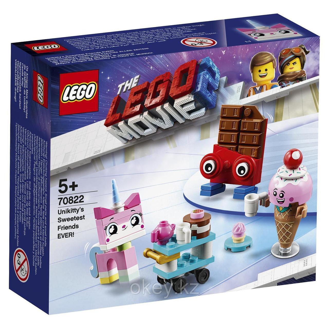 LEGO Movie: Самые лучшие друзья Кисоньки 70822