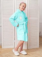 Batik Халат двухсторонняя махра для девочки (01404_BAT)