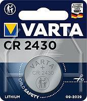 """Батарейка Varta """"Professional Electronics"""", тип CR2430, 3В, 1 шт"""