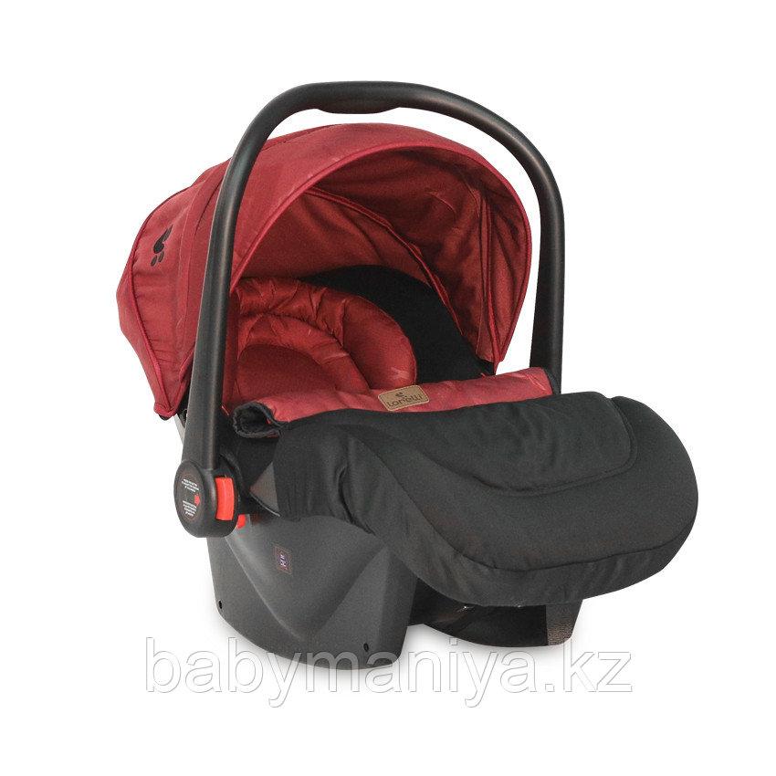 Автокресло Lorelli PLUTO 0-13 кг Черный-красный/ Black&Red 2006