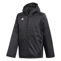 Куртка Adidas CORE18 STD JKTY, размер 140 (CE9058)
