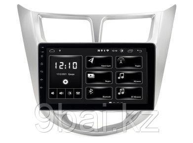 "ШГУ Hyundai Solaris 11-17 (INCAR DTA-2401) Android 10/1024*600, BT, IPS, wi-fi, 9"", DSP"