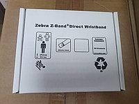 Картридж-браслеты ZEBRA белые, 25,4х279,4 мм (для взрослых) 10006995K
